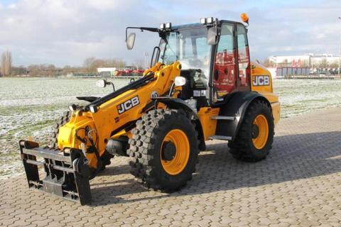 Etwas Neues genug Gebrauchte Jcb Tm 320 S - Landwirt.com &QF_26