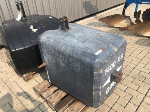 Sonstige / Other GMC 1400 kg