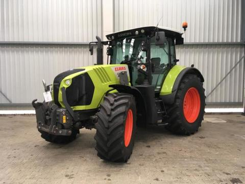 used Claas tractors Germany - Landwirt com