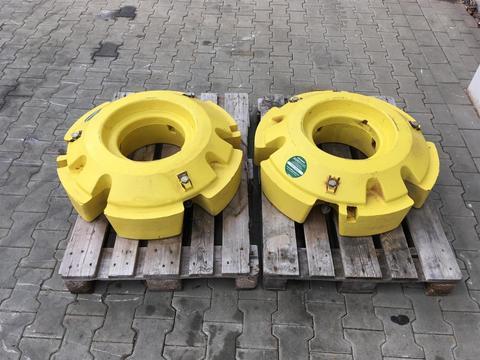 John Deere 2 x 625 kg