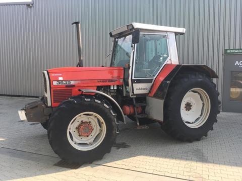 Gebrauchte Massey Ferguson 3635 - Landwirt.com