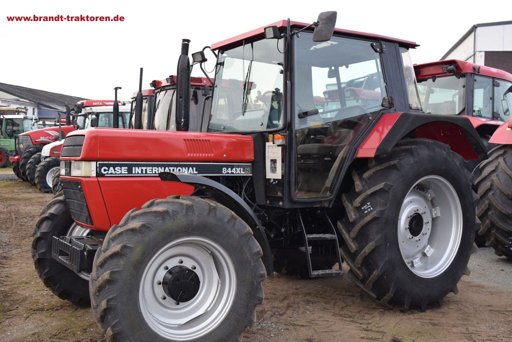 case ih 844 xl 40 km h. Black Bedroom Furniture Sets. Home Design Ideas