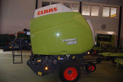 Claas Variant 365