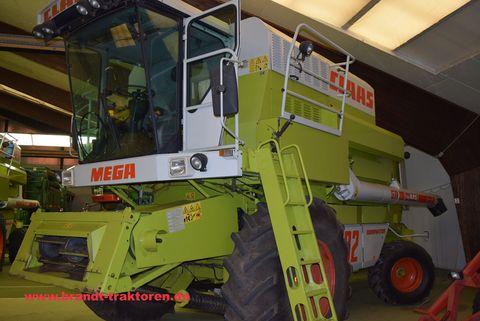 Claas Mega 202