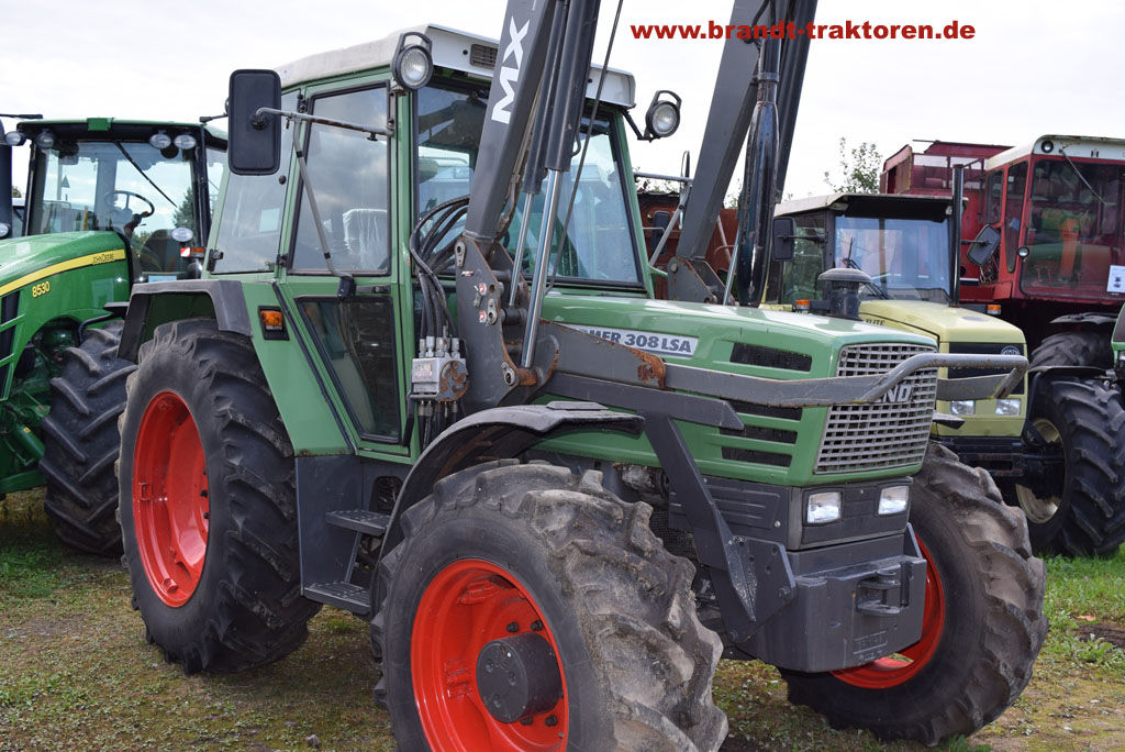 fendt farmer 308 lsa 40 km h allrad. Black Bedroom Furniture Sets. Home Design Ideas