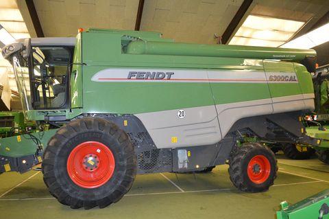 Fendt 6300 C AL