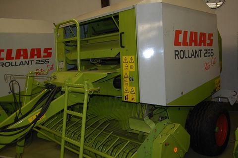 Claas Rollant 255 Roto Cut