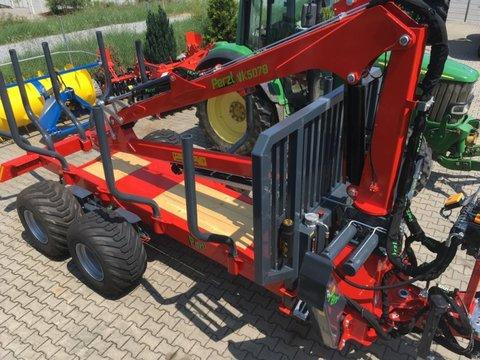 Berühmt Gebrauchte Perzl Rückewagen - Landwirt.com @BZ_76