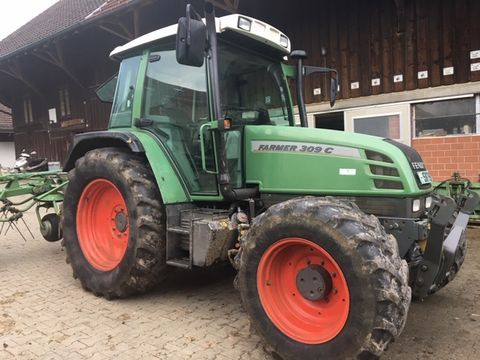 Fendt Farmer 309 CA