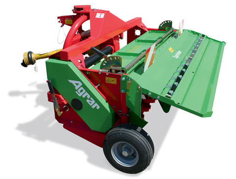 Agrar, Sprinter 1800, 2016