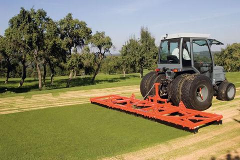 Wiedenmann, Terra Brush, 2014 | Machines pour l'entretien des terrains de golf | Agropool
