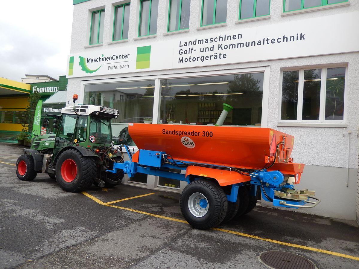 sonstige, Sandstreuer GKB SP-300, 2018 | Besander | Agropool