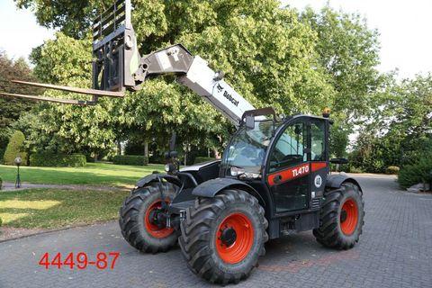 Bobcat TL 470 XHF