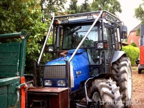 Valmet Forstaufbau für Valtra Valmet  100ter Serie + A.