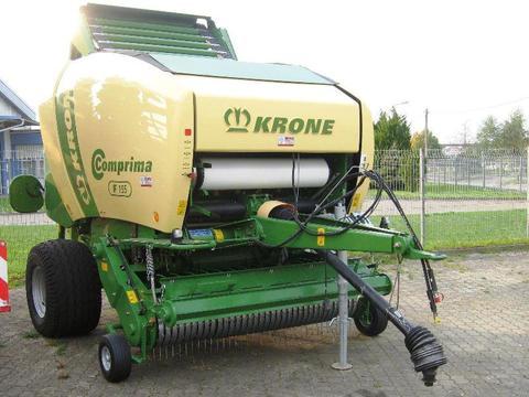 Krone COMPRIMA F155 - MIHG PETSCHOW