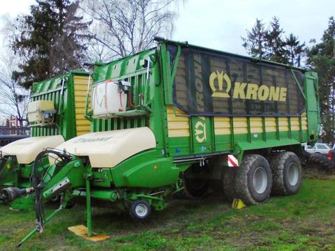 Krone LADEWAGEN ZX 450GL