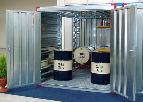 Sonstige Umwelt-Container 3x2,2x2,2 m