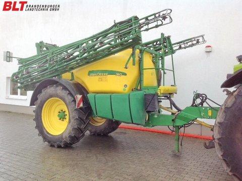 John Deere TRSP700-40/740