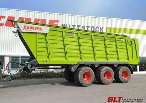 CLAAS Cargos 760 Trend Tridem