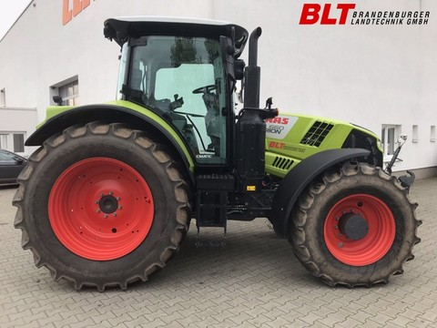 CLAAS Arion 660 Cmatic CIS +