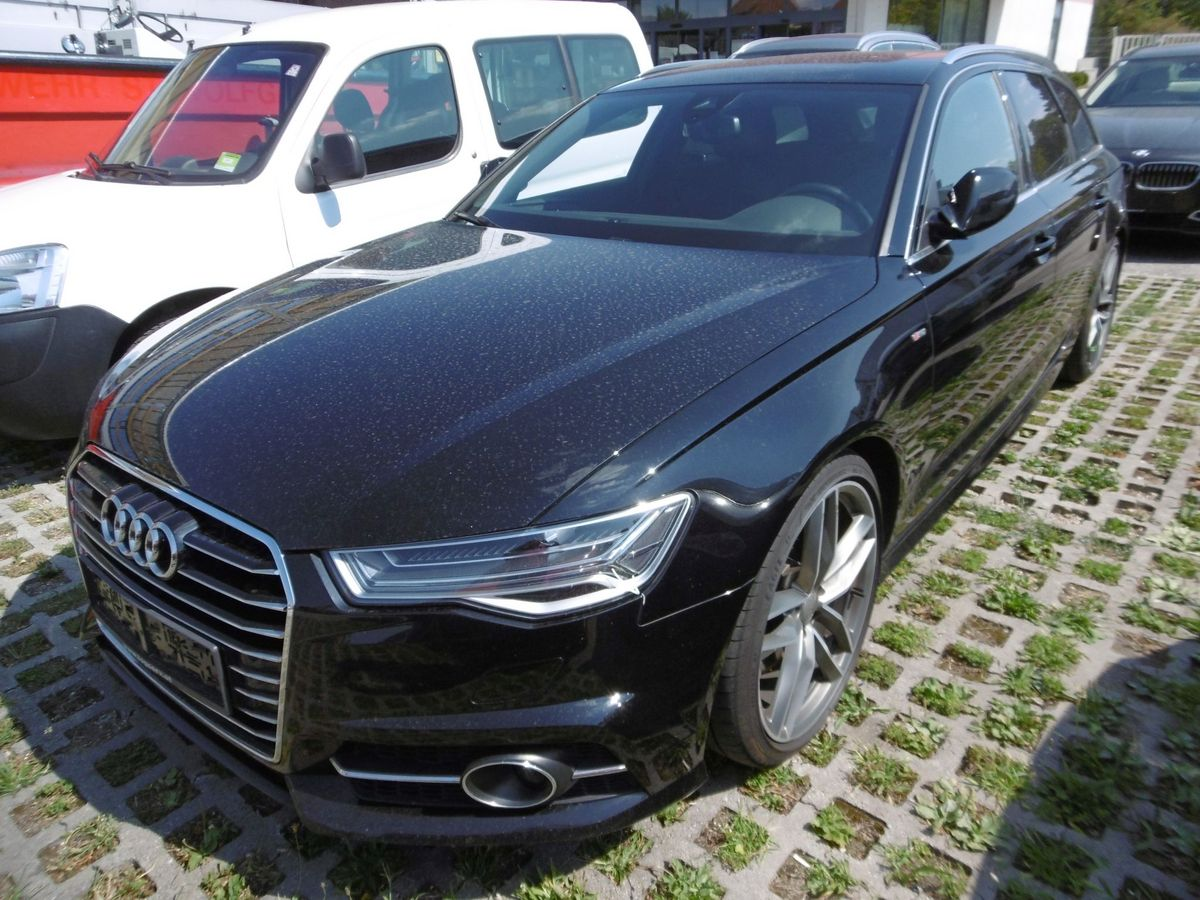 audi audi a6 avant 3 0 tdi clean diesel quattro sport. Black Bedroom Furniture Sets. Home Design Ideas