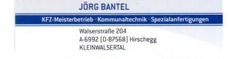 Bantel Jörg GmbH