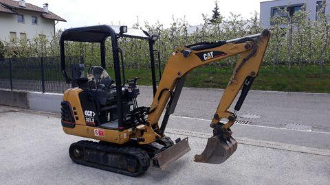 CAT 301.8 GA548