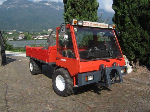 Bucher Zenit 4000 GA816