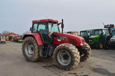 Case IH Case CS 150 traktor