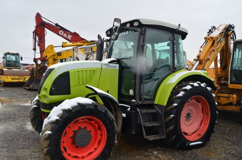 Claas Claas Ares 547 ATZ traktor