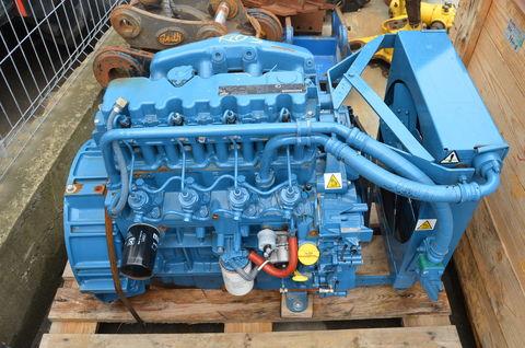 Deutz Uj Deutz BF 4M motor