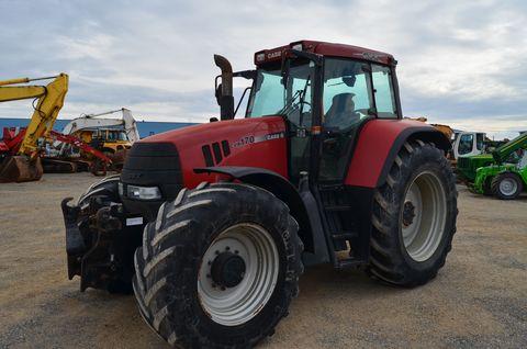 Case IH Case CVX 170 traktor