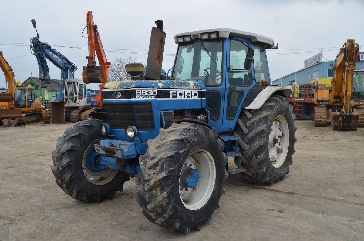 Ford Ford 8630 Traktor - Agrosprinter - Landwirt.com