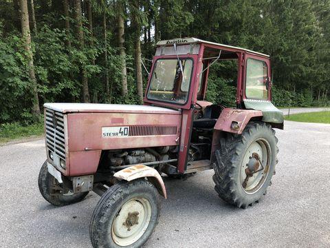 Steyr Plus 40 - 188er