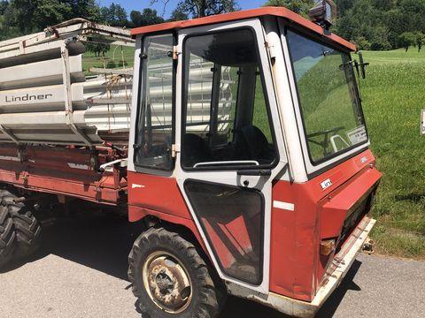 Lindner Transporter Kabine