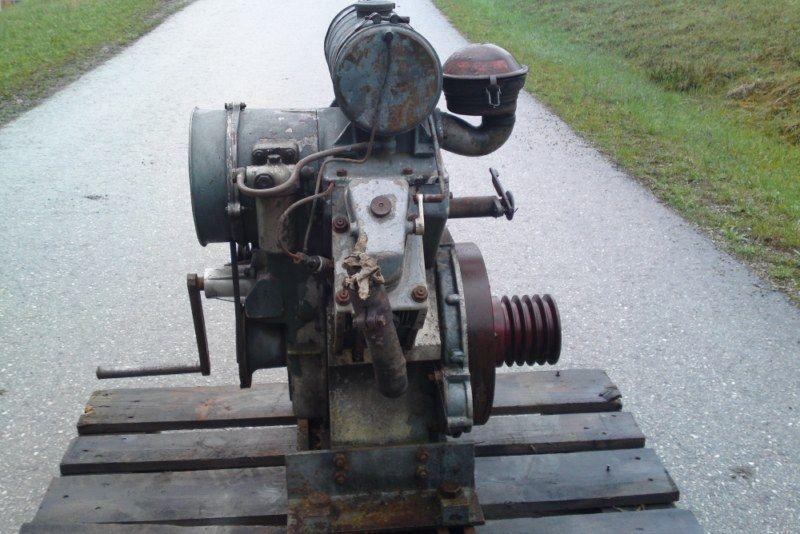 Sonstige Warchalowski Motor 16 PS - Ortner