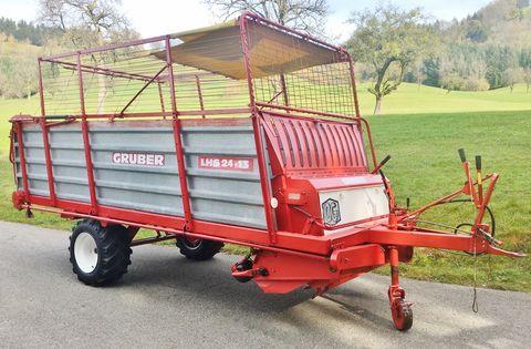 Gruber Ladewagen LHS 24 - 13