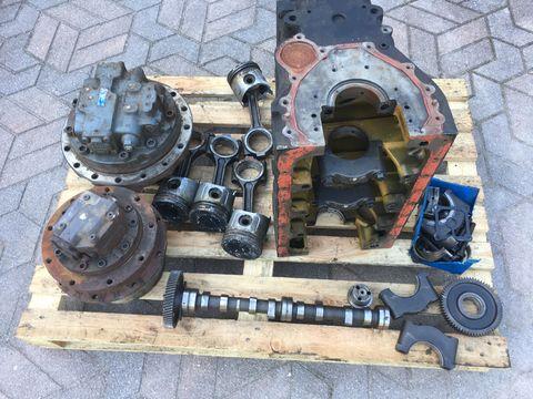 Wacker Neuson Motorteile