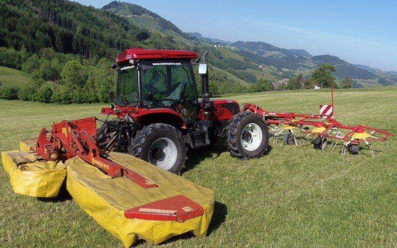 Tractor Power Take Off : Bm tractors better reverse travel equipment front