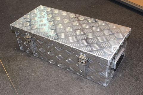 Ablinger  Aluminium Staubox