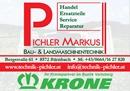 Pichler Markus, Bau- und Landmaschinentechnik