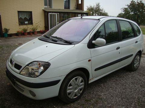Renault Megane Scenic JA