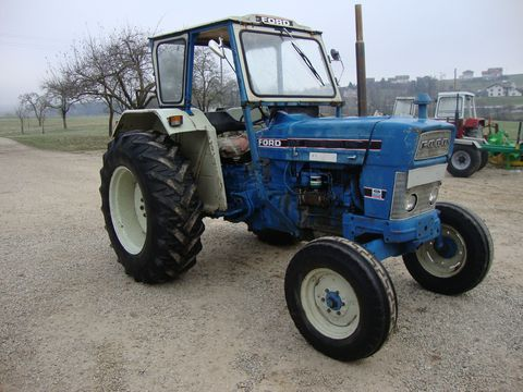 Ford Major 4000