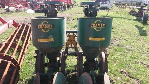 Cramer Burgonyaültető 2-sor