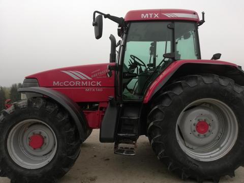 McCormick Traktor MTX140