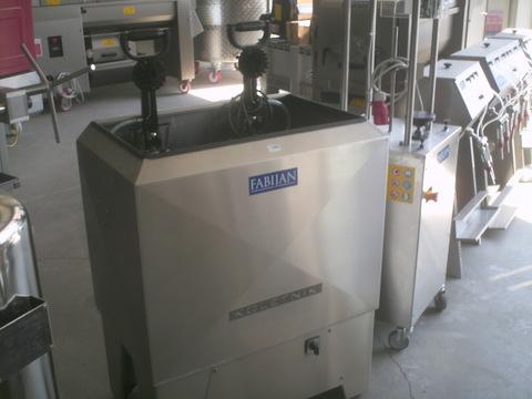 Sonstige Flaschenwaschmaschine 2 stellig Inox