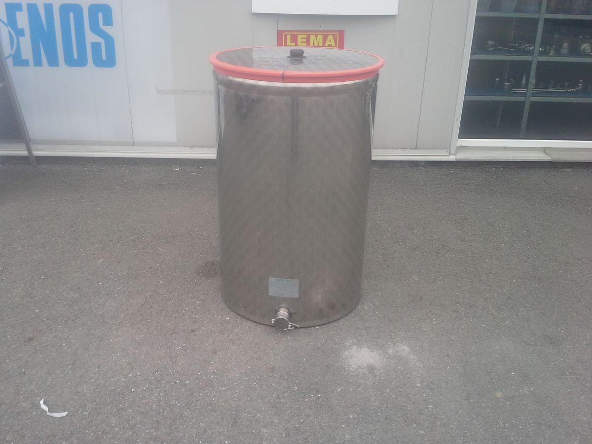 Sonstige Honigtank Edelstahl 300lt / 400kg(von 25-2000lt) - Fabijan e