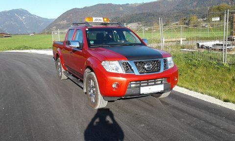 Nissan Navara V6 D 401