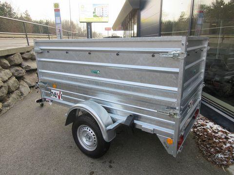 Pongratz Hevi EPA 230/12 G-STK PKW Anhänger