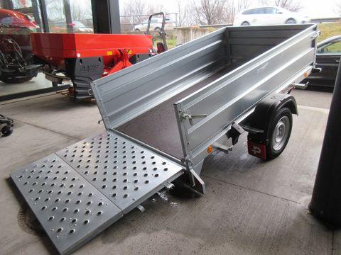 Pongratz L-PAT 250/13 G-K PKW Anhänger